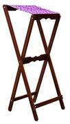 Аналой деревянный раскладной, с матерчатым верхом, 111001.